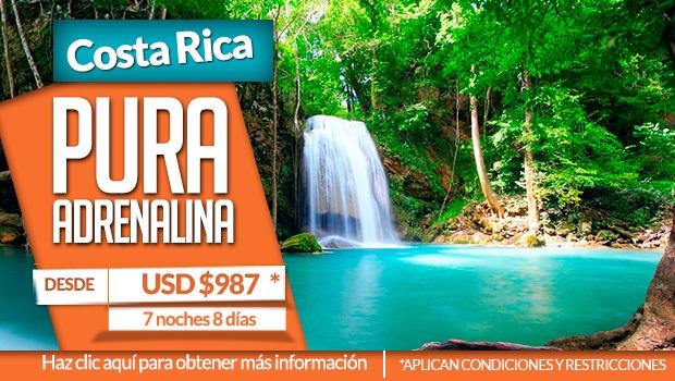 Planes a Costa Rica