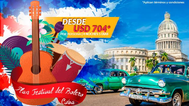 Paquetes Turísticos a Cuba