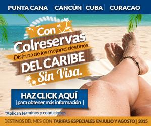 Destinos al Caribe Sin Visa