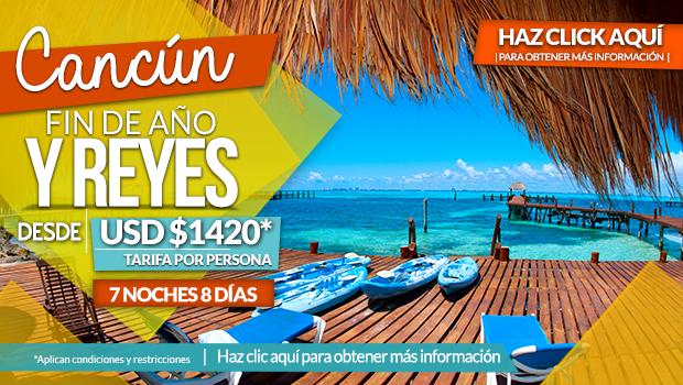 Fin de Año Cancún