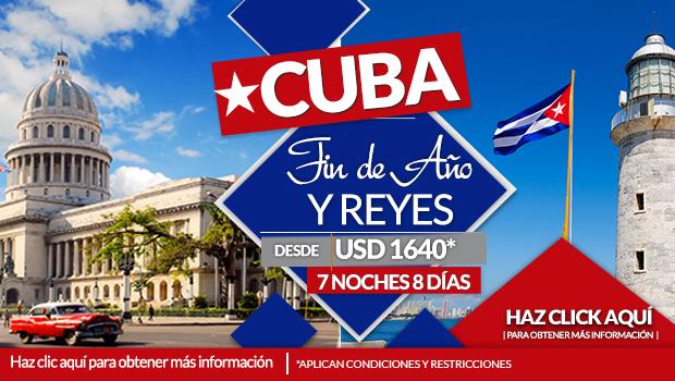 Fin de Año Cuba
