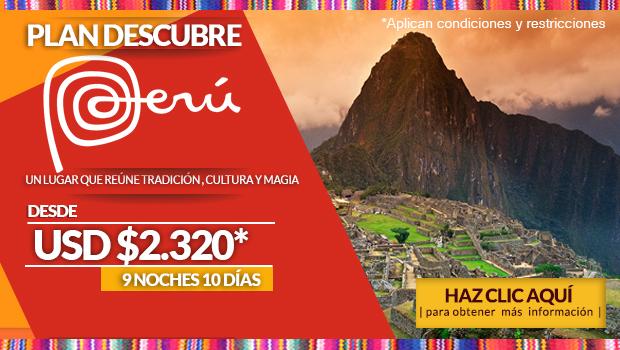 Plan Descubre Perú