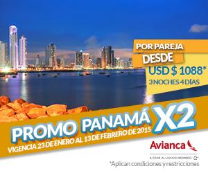 Planes Turísticos a Panamá